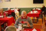 Ike Stern celebrates his 90th birthday with family